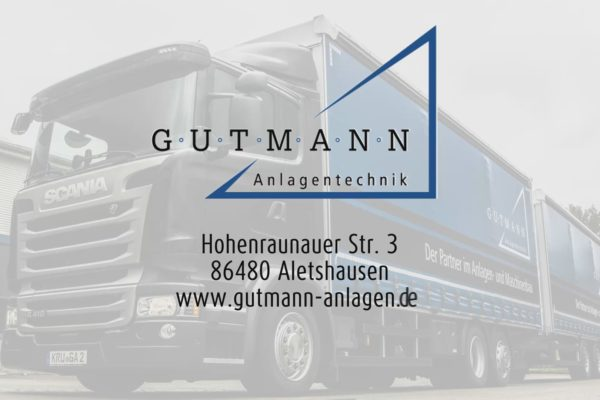 Gutmann Anlagen